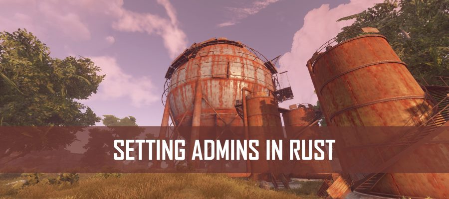 Rust как сделать сервер steam