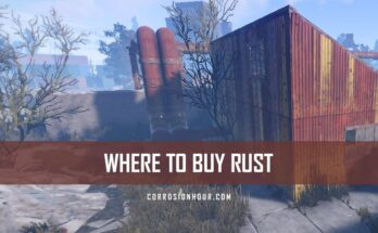 Where to Buy RUST