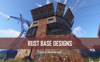 RUST Base Designs