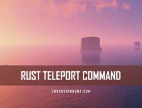 RUST Teleport Command