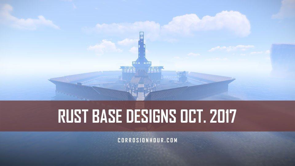 Rust base designs for october 2017 over 160 base designs rust base designs october 2017 malvernweather Choice Image