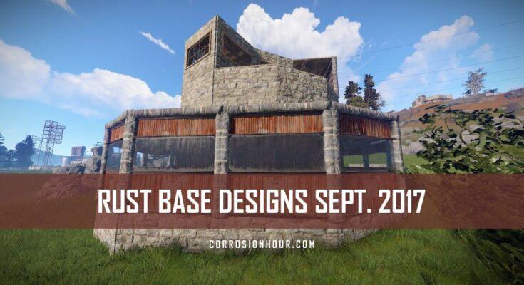 Rust base designs september 2017 malvernweather Images