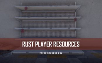 RUST Player Resources