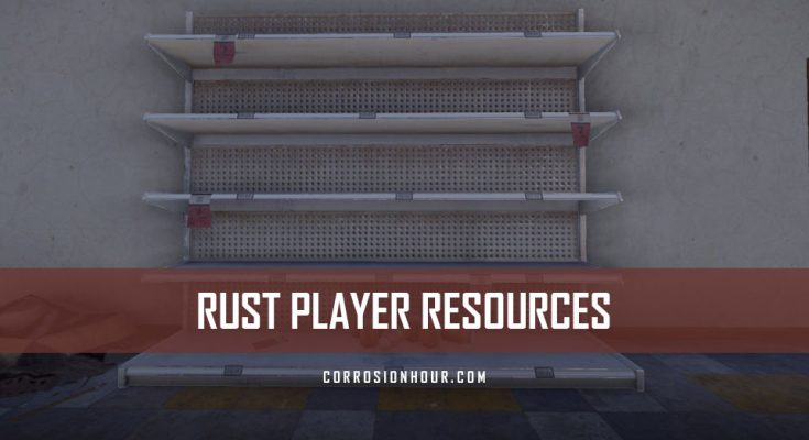 Rust player resources communities forums tools and more rust player resources all in one spot malvernweather Gallery