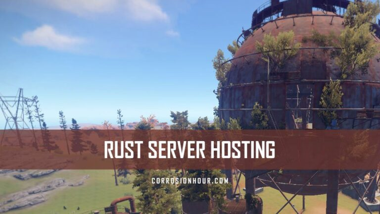 how to use rust admin