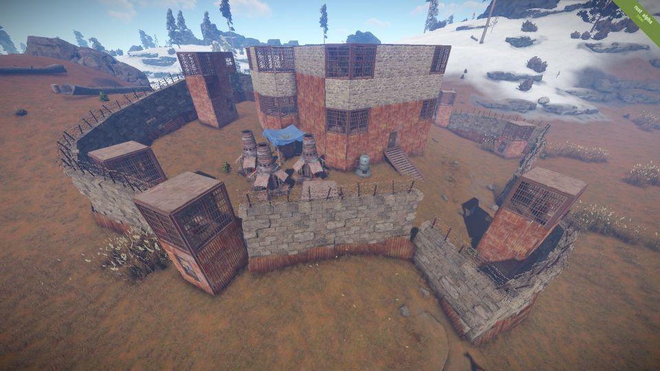 Rust base designs september 2017 enjoy browsing september 2017s bases rust base designs malvernweather Choice Image