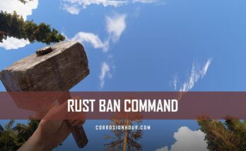 RUST Ban Command