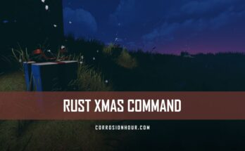RUST Xmas Command