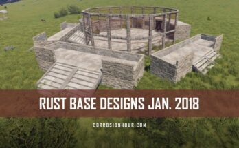 RUST Base Designs January 2018