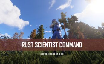 RUST Scientist Command