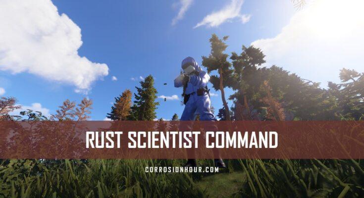 RUST Scientist Command