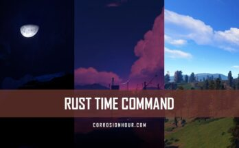 RUST Time Command