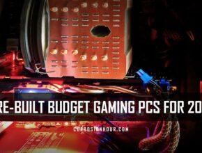Pre-Built Budget Gaming PCs