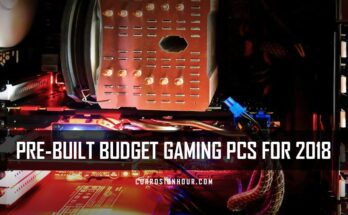 Pre-Built Budget Gaming PCs