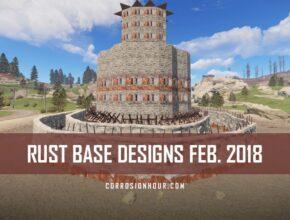 RUST Base Designs February 2018