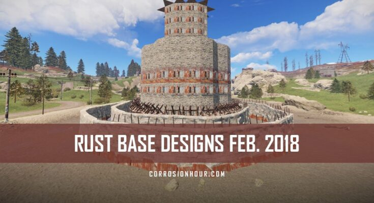 RUST Base Designs February 2018