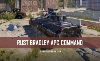 RUST Bradley APC Command