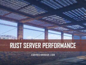RUST Server Performance