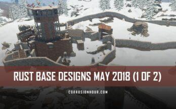 RUST Base Designs May 2018