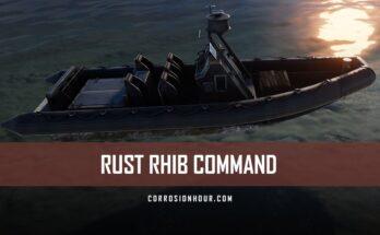 RUST RHIB Command